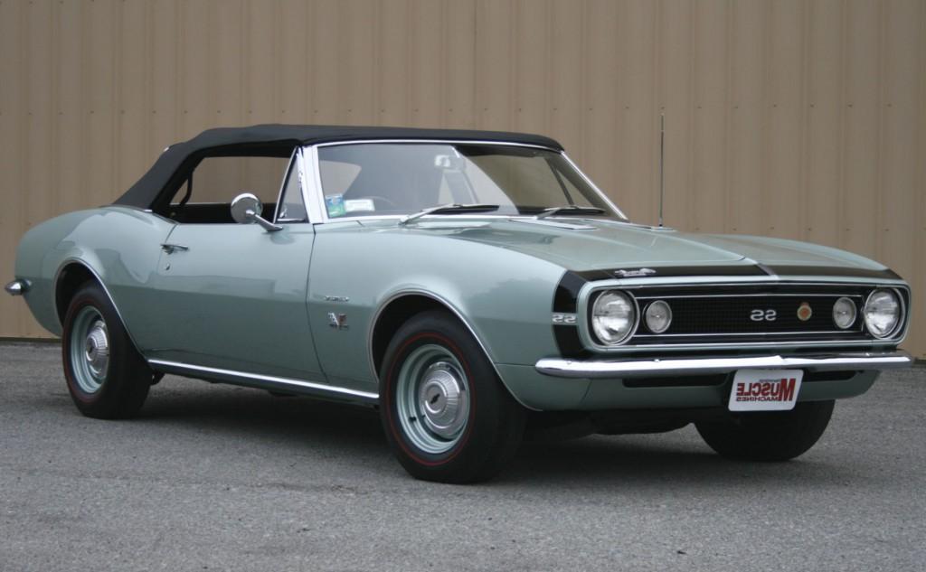 Chevrolet Camaro 1966